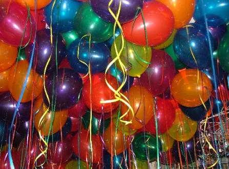 Peninsula Party Balloons